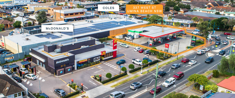 Shop & Retail commercial property for sale at 337 West Street Umina Beach NSW 2257