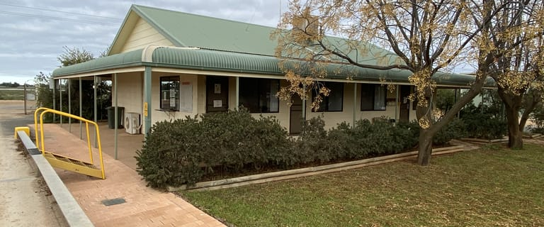 Factory, Warehouse & Industrial commercial property for sale at 7-11 Mackellar Street Hillston NSW 2675