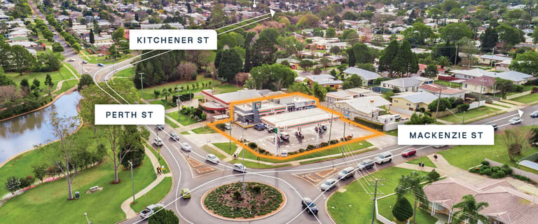 Shop & Retail commercial property for sale at 85 Perth Street Toowoomba QLD 4350