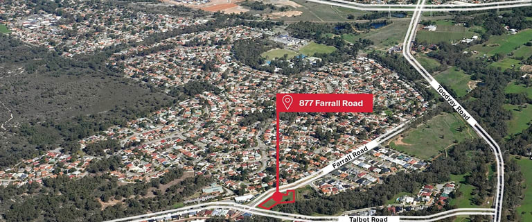Development / Land commercial property for sale at 877 Farrall Road Jane Brook WA 6056