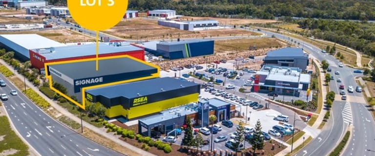 Factory, Warehouse & Industrial commercial property for lease at North Lakes QLD 4509