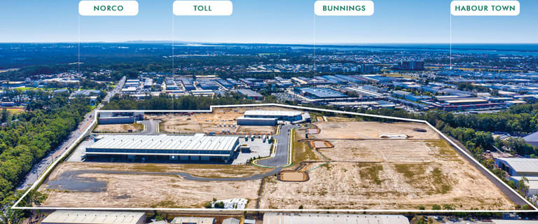 Factory, Warehouse & Industrial commercial property for lease at 1 Captain Cook Drive Arundel QLD 4214