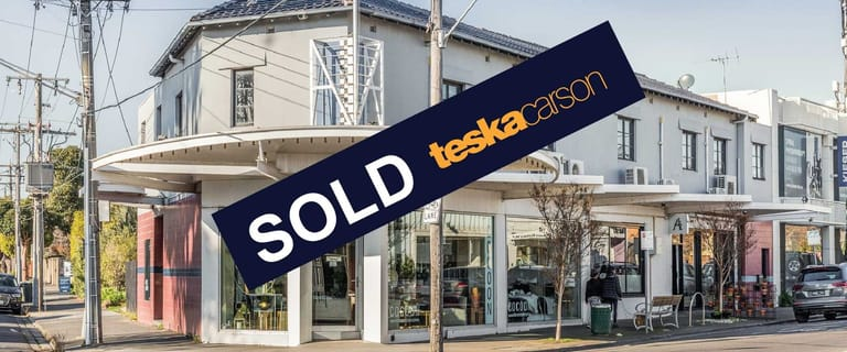 Shop & Retail commercial property sold at 312-318 New Street Brighton VIC 3186