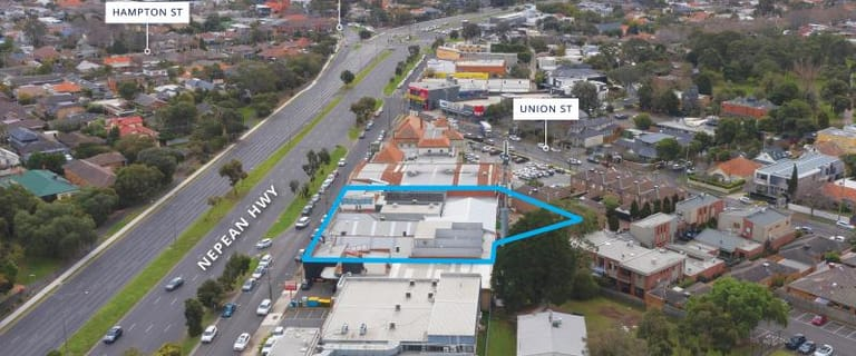 Development / Land commercial property for sale at 497-513 Nepean Highway Brighton East VIC 3187