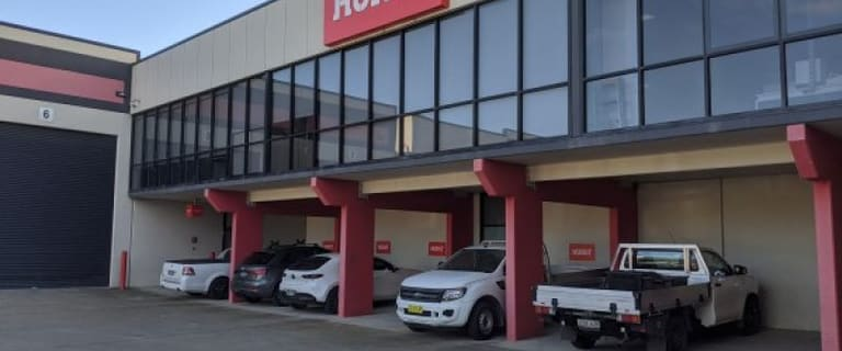 Factory, Warehouse & Industrial commercial property for sale at Glendenning NSW 2761