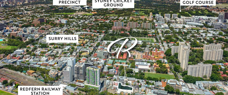 Development / Land commercial property for sale at 104-116 Regent Street Redfern NSW 2016