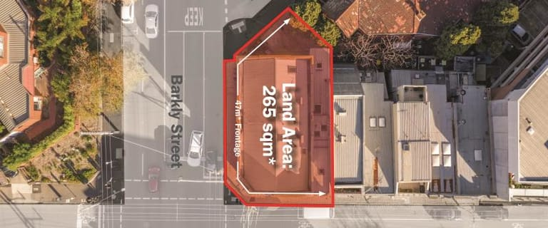 Shop & Retail commercial property for sale at 167-171 Barkly Stree and 31A & 31B Carlisle Street St Kilda VIC 3182