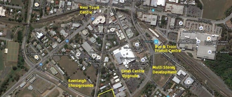 Development / Land commercial property for sale at 48 Kent Street Beenleigh QLD 4207