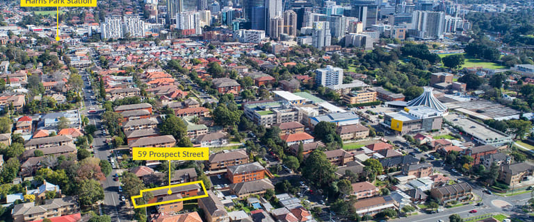 Other commercial property for sale at 59 Prospect Street Rosehill NSW 2142