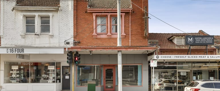 Shop & Retail commercial property for sale at 521 Camberwell Road Camberwell VIC 3124