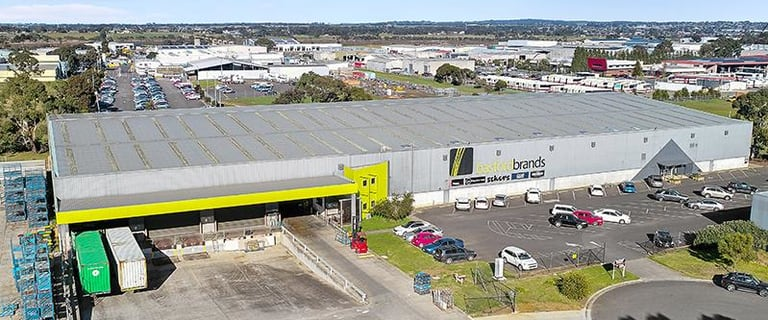 Factory, Warehouse & Industrial commercial property sold at 20 Apparel Close Breakwater VIC 3219