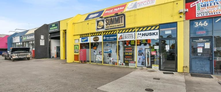 Factory, Warehouse & Industrial commercial property for sale at 348 Frankston-Dandenong Road Dandenong South VIC 3175