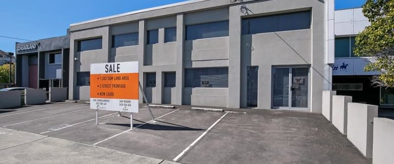 Offices commercial property for sale at 187 Wellington Road & 50-52 Manilla Street East Brisbane QLD 4169