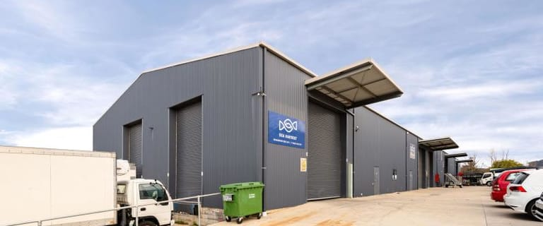 Factory, Warehouse & Industrial commercial property for sale at 16 Mildura Street Fyshwick ACT 2609