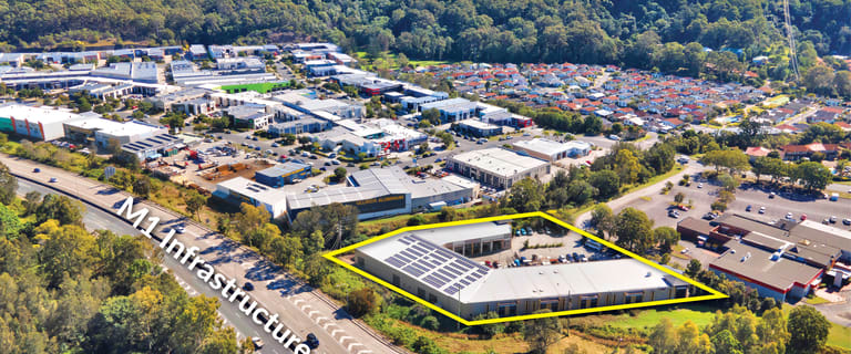 Factory, Warehouse & Industrial commercial property for sale at 12 Township Drive Burleigh Heads QLD 4220