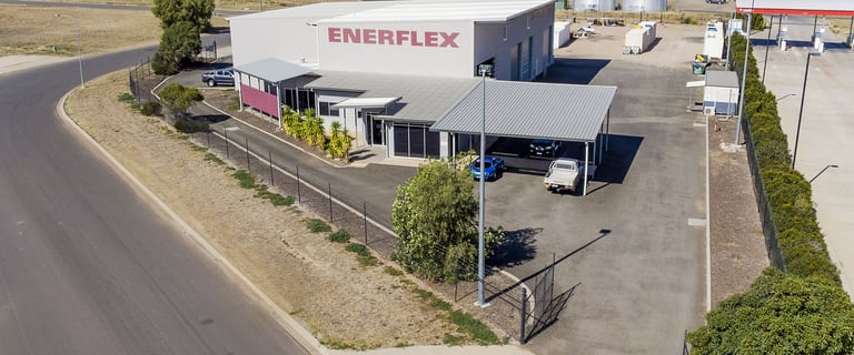 Factory, Warehouse & Industrial commercial property for sale at 9 Billy Bob Way Roma QLD 4455