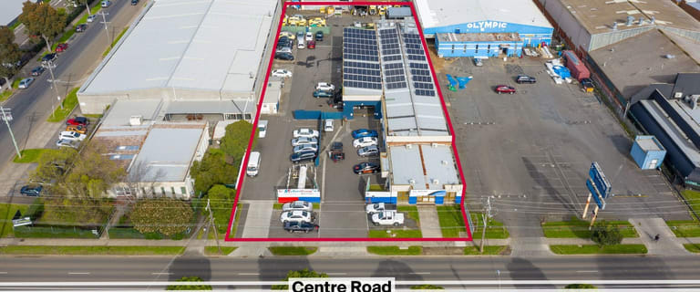 Factory, Warehouse & Industrial commercial property for sale at 1084 Centre Road Oakleigh South VIC 3167