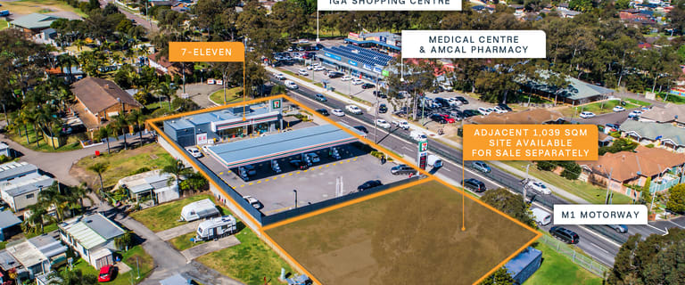 Shop & Retail commercial property sold at 211 Wallarah Road Kanwal NSW 2259
