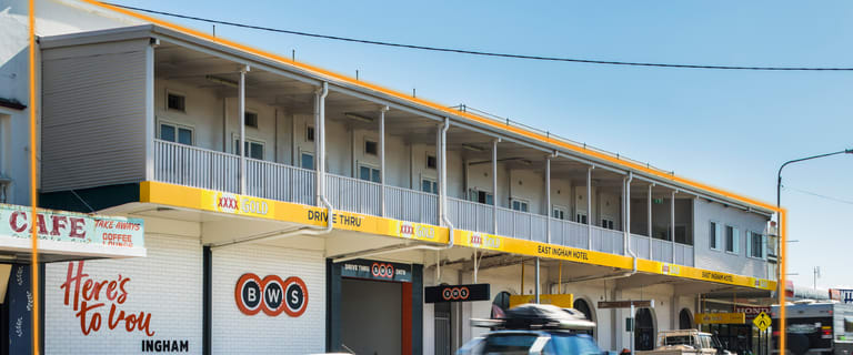 Shop & Retail commercial property sold at 43-49 Herbert Street Ingham QLD 4850