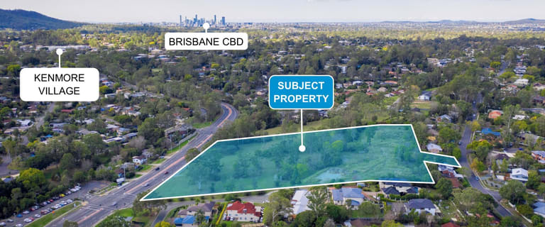 Development / Land commercial property for sale at 20 Margaret Court Kenmore QLD 4069