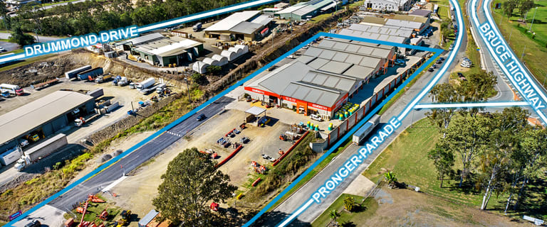 Factory, Warehouse & Industrial commercial property for sale at 4 Smith Street Gympie QLD 4570