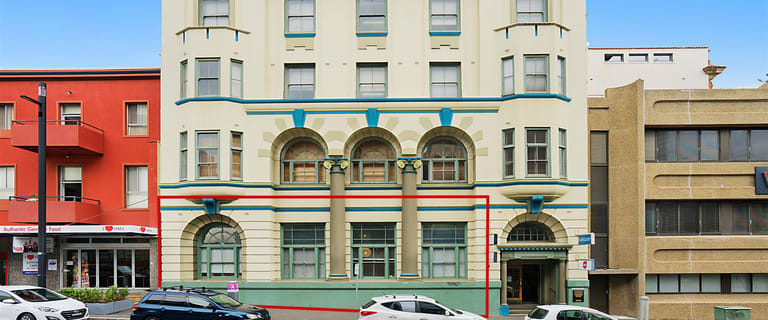 Offices commercial property sold at Level Ground/14 Watt Street Newcastle NSW 2300
