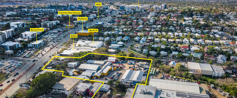 Shop & Retail commercial property for sale at 531-537 Gympie Road Kedron QLD 4031
