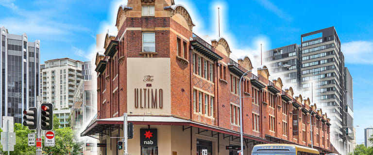 Shop & Retail commercial property for sale at 37 Ultimo Road Sydney NSW 2000