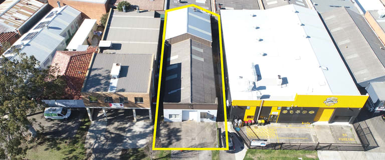 Factory, Warehouse & Industrial commercial property for sale at 35 Mary Parade Rydalmere NSW 2116
