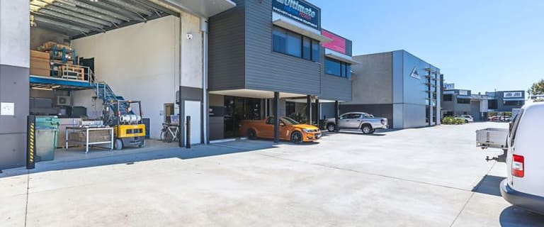 Factory, Warehouse & Industrial commercial property for sale at 9/333 Queensport Road Murarrie QLD 4172