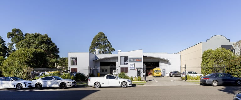 Factory, Warehouse & Industrial commercial property for sale at 8 Chaplin Drive Lane Cove NSW 2066