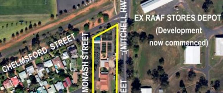Development / Land commercial property for sale at 2 Monash Street, Mitchell Hwy Dubbo NSW 2830