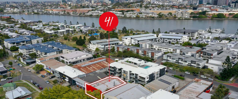 Factory, Warehouse & Industrial commercial property for sale at 41 Godwin Street Bulimba QLD 4171