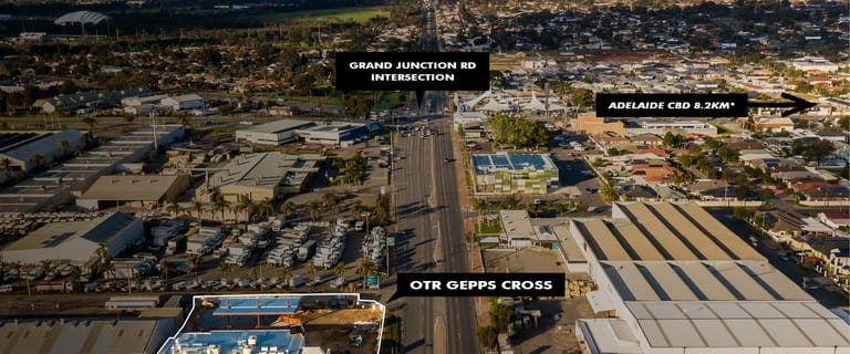 Shop & Retail commercial property for sale at 591 Grand Junction Road Gepps Cross SA 5094