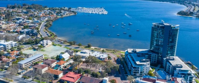 Development / Land commercial property for sale at Canning Beach Road Applecross WA 6153