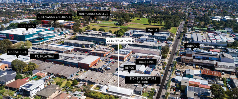 Other commercial property for sale at 26 Buffalo Road Gladesville NSW 2111