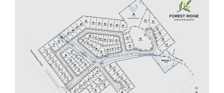 Development / Land commercial property sold at 783-797 & 801 Strathfieldsaye Road Strathfieldsaye VIC 3551