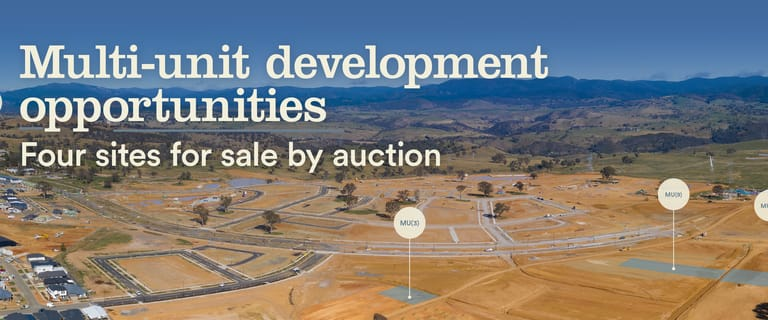 Development / Land commercial property for sale at Strathnairn ACT 2615