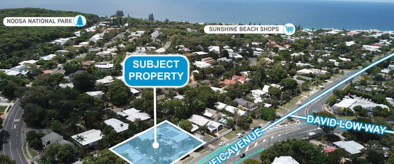 Other commercial property for sale at 102-106 Pacific Avenue Sunshine Beach QLD 4567