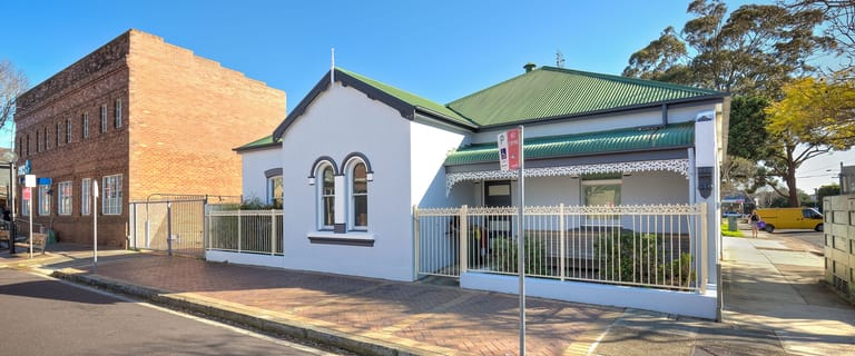 Offices commercial property for sale at 46 James Street Hamilton NSW 2303