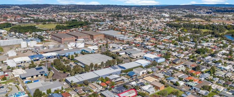 Factory, Warehouse & Industrial commercial property for sale at Whole Building/1 Hogue Street Maryville NSW 2293