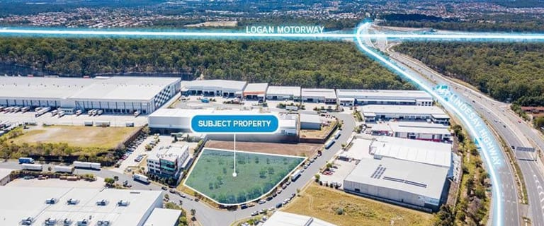 Factory, Warehouse & Industrial commercial property for sale at 10 Corymbia Place Parkinson QLD 4115