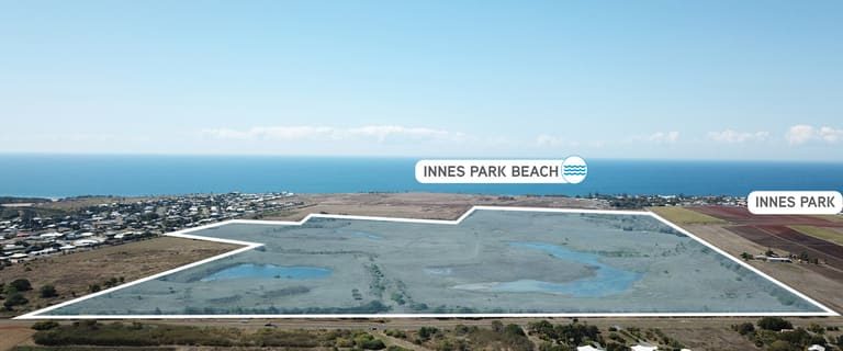 Development / Land commercial property for sale at 63 Cockerills Road Innes Park QLD 4670