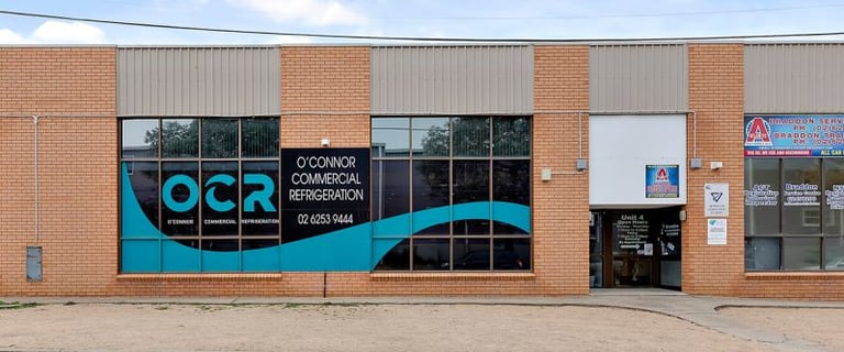 Factory, Warehouse & Industrial commercial property for sale at Essington Street Mitchell ACT 2911