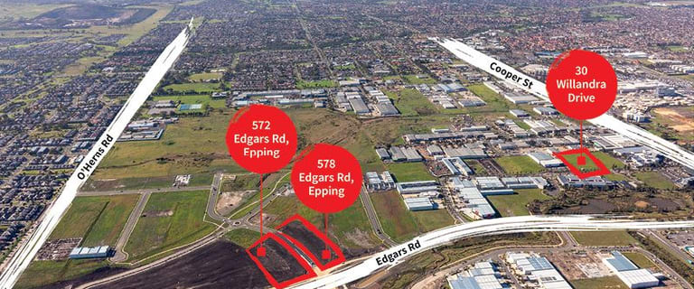 Factory, Warehouse & Industrial commercial property for lease at 572 Edgars Road Epping VIC 3076