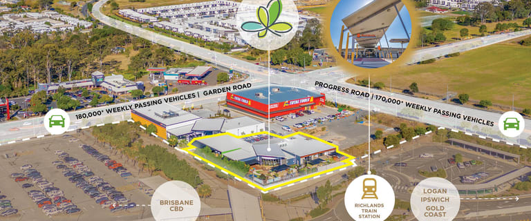 Shop & Retail commercial property for sale at 69 Gardens Road Richlands QLD 4077