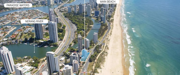Development / Land commercial property for sale at 3464-3468 Main Beach Parade Surfers Paradise QLD 4217