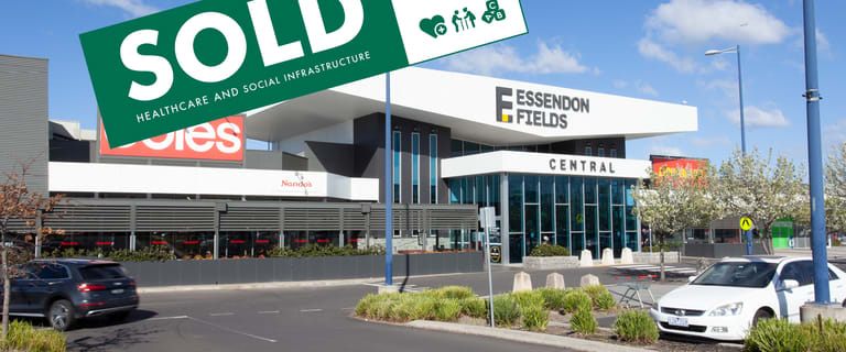 Medical / Consulting commercial property sold at 138 Hoffmans Road Essendon VIC 3040