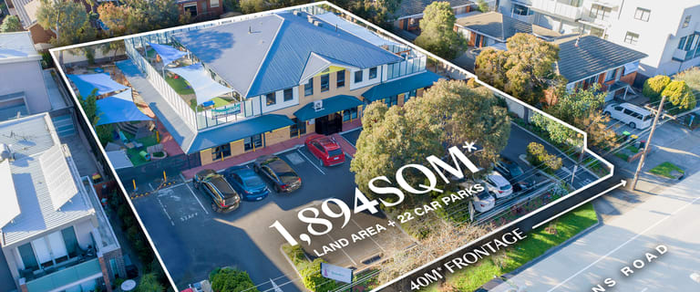 Medical / Consulting commercial property for sale at 138 Hoffmans Road Essendon VIC 3040