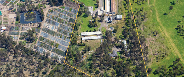 Development / Land commercial property for sale at 1541A Elizabeth Drive Kemps Creek NSW 2178